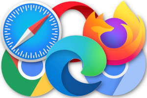 Browser Collage